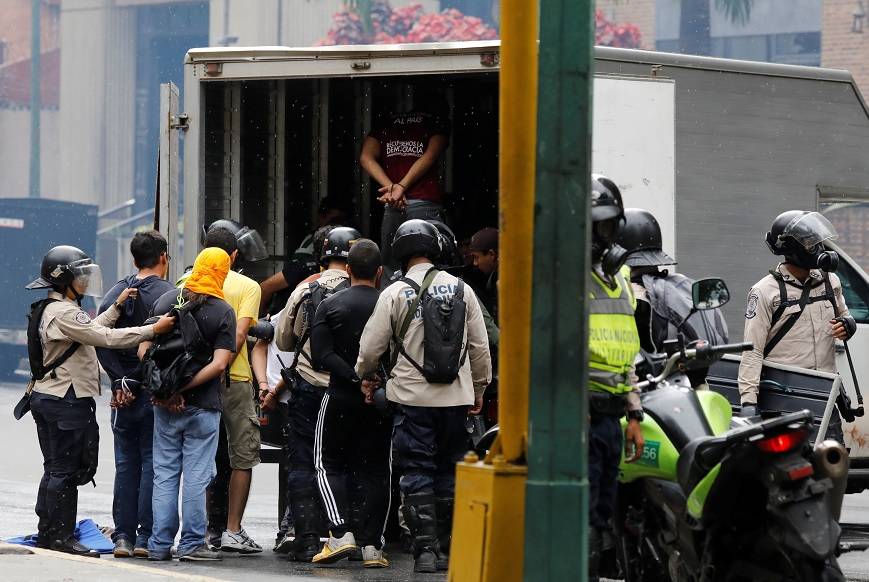 Maduro, manifestantes, estudiantes, Venezuela, crisis, protestas,