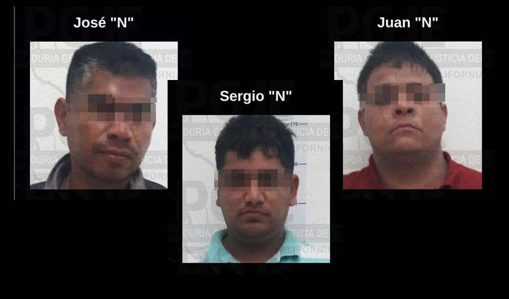 detienen a preuntos homicidas de periodista