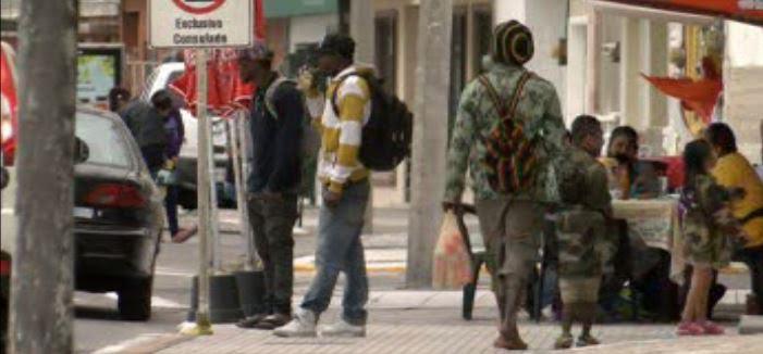 disminuye flujo de migrantes centroamericanos por veracruz