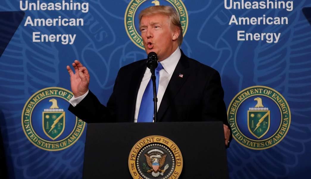 Trump, oleoducto, Mexico, muro, frontera, gas,