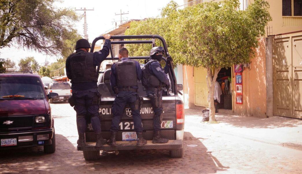 Ejecutan al coordinador de Policía de Valle de Santiago, Guanajuato