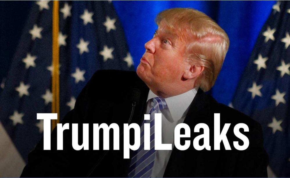 Michael Moore crea TrumpiLeaks para denunciar al presidente