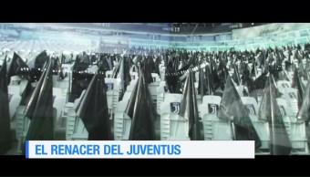 Eduardo Saint Martin, reportaje, renacer, Juventus