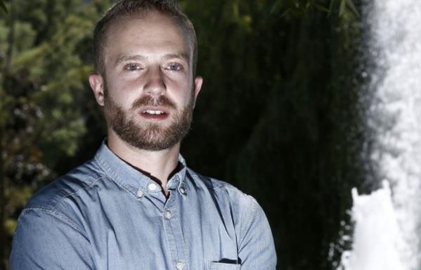 Leandro Pérez Cardaso, un joven español, estuvo 40 días encarcelado en EU por visitar Siria (Foto: El Español)