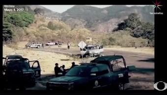 Capacitan, Maestros, Sinaloa, Crimen Organizado, Sierra de Concordia, Enfrentamientos, Asesinatos