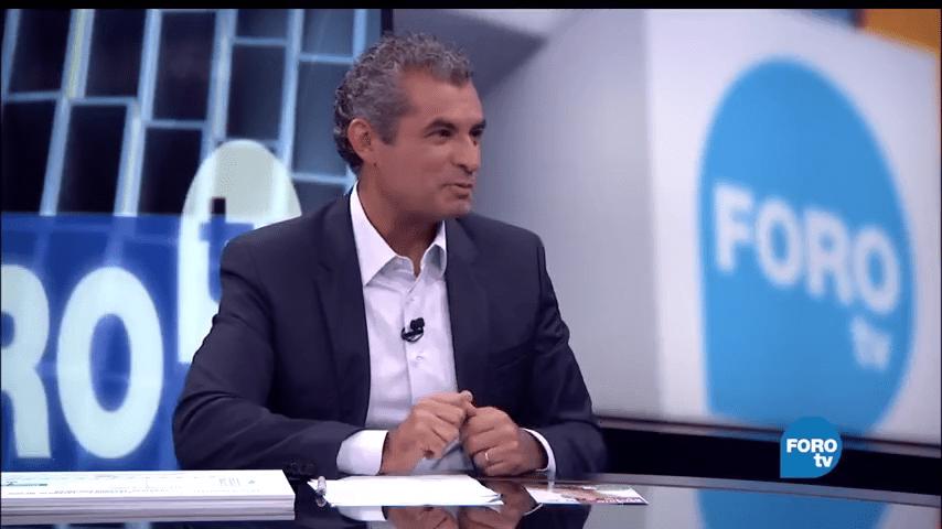 Enrique Ochoa Reza, conversa, futuro, PRI, elecciones 2017, elecciones presideciales