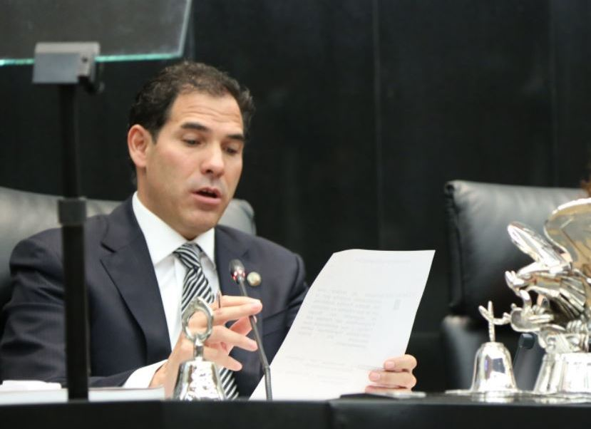 Senado, Pablo escudero, Barbosa, Fernando herrera, Noticias