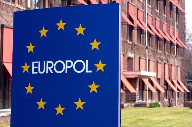 Imagen del edificio de Polizeibehoerde de Europol (Getty Images)