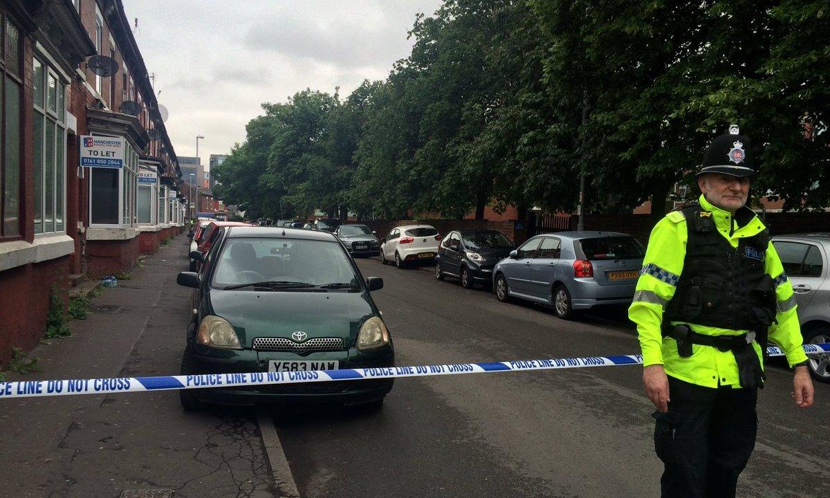 Evacúan una zona de Manchester por un coche relacionado con el atentado