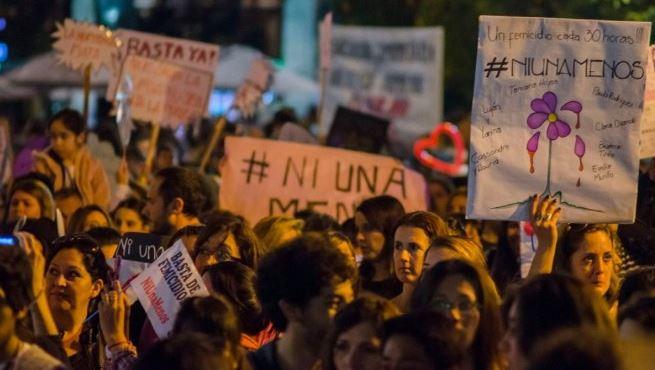 Argentina registra 133 feminicidios en los primeros cinco meses de 2017