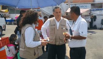 Incidentes reportados en casillas del Estado de México