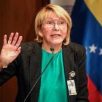 La exfiscal general de Venezuela Luisa Ortega