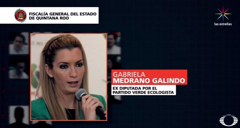 Gabriela Medrano, investigada por la Fiscalía de Quintana Roo