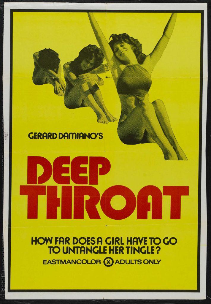 Película pornográfica Garganta profunda