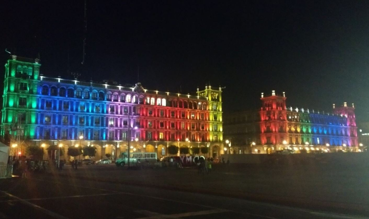 Inicia Marcha por Orgullo Gay en CDMX