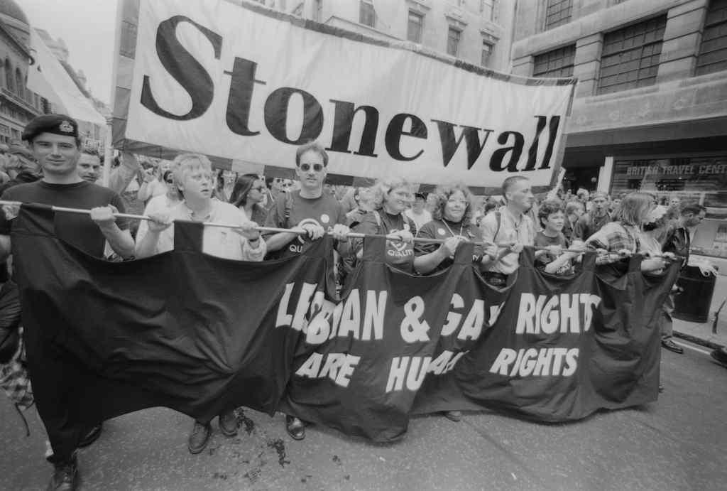 Conmemoración Stonewall Inn LGBT Marcha