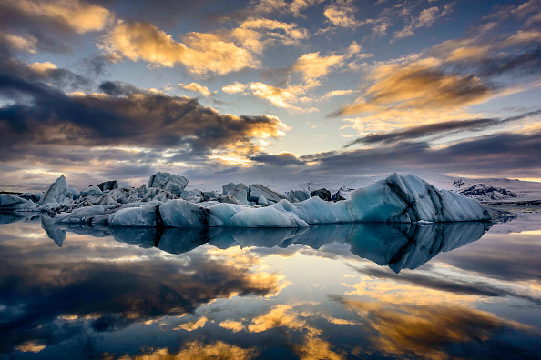 glaciar, cambio climático, Acuerdo de París, COP 21,