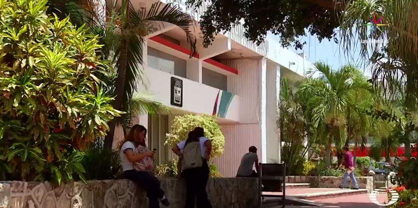 Edificio del gobierno de Quintana Roo