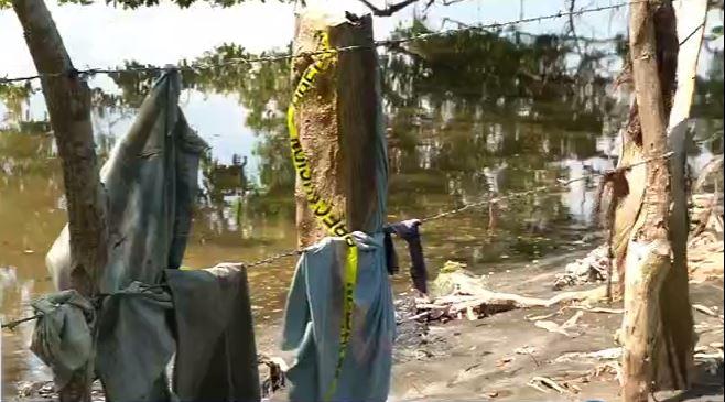 Hallan nuevas fosas clandestinas en Veracruz