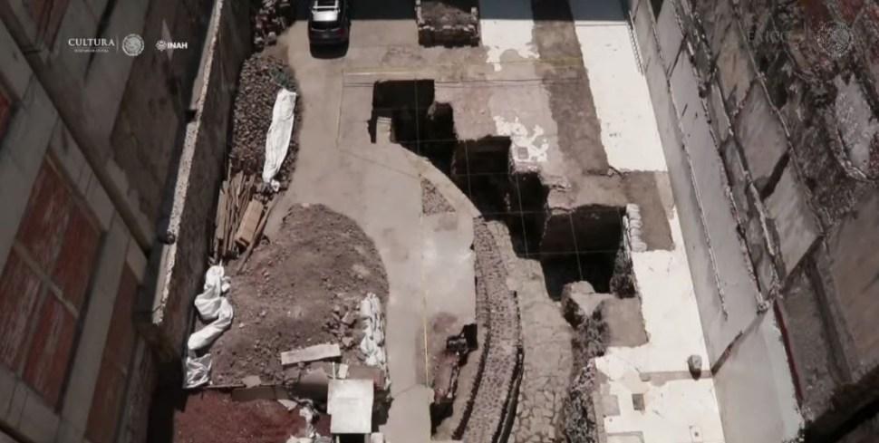 Hallazgo arqueológico en Templo Mayor, CDMX