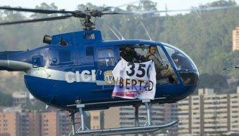 reaparece video policia buscado terrorismo venezuela