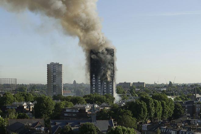 Declaran como muertos a 28 desaparecidos tras incendio en Londres