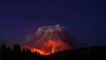Incendios forestales afectan el oeste de eu
