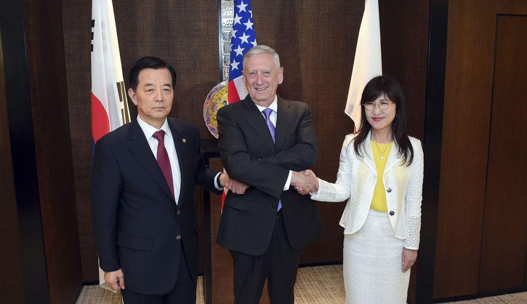 James Mattis, secretario de Defensa, Estados Unidos, China, Corea del Norte, seguridad