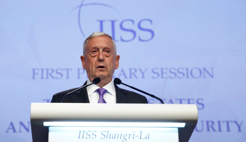Norcorea, seguridad, Mattis, misil balístico, Defensa, Estados Unidos,