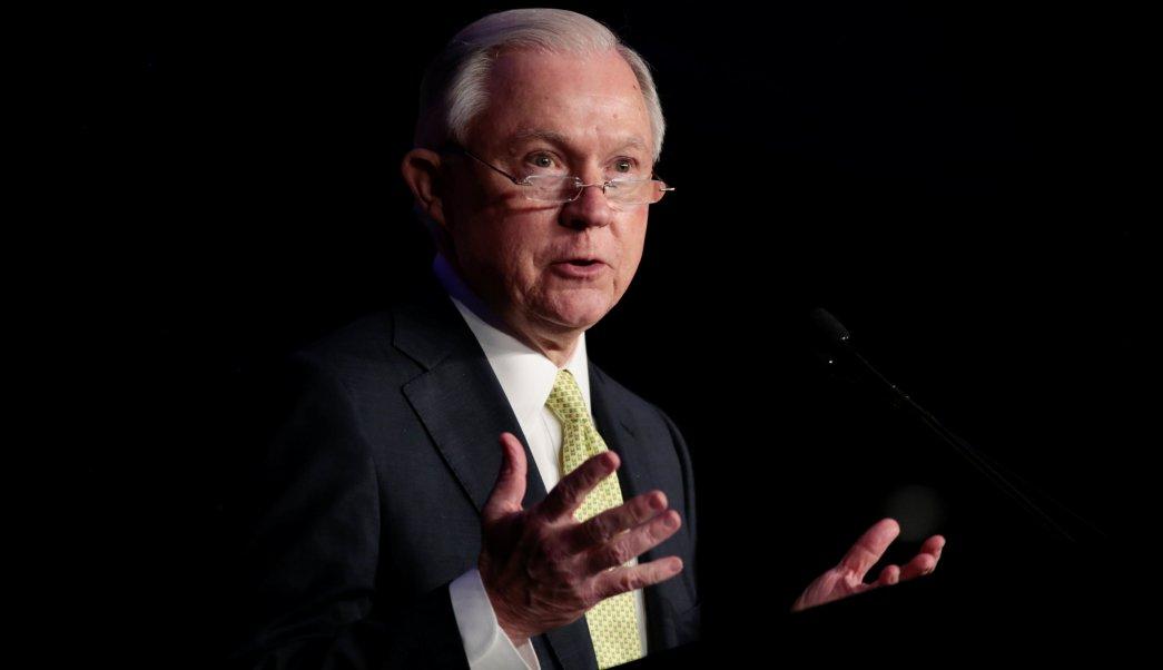 Fiscal, Jeff Sessions, seguridad, FBI, James Comey, Rusia,
