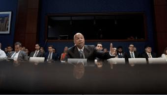 Jeh Johnson compareció ante Comité de Inteligencia de Cámara de Representantes