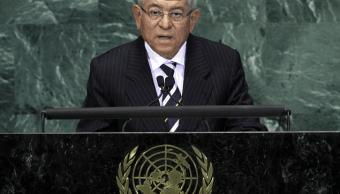 Jorge Valero, embajador de Venezuela ante la ONU