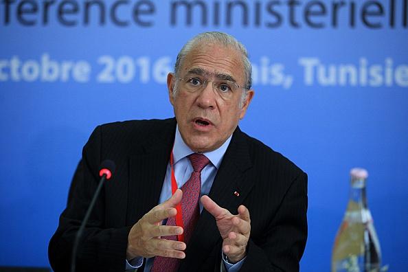 José Ángel Gurría, secretario general de la OCDE