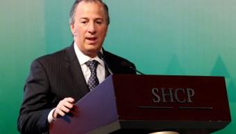 José Antonio Meade, secretario de Hacienda.