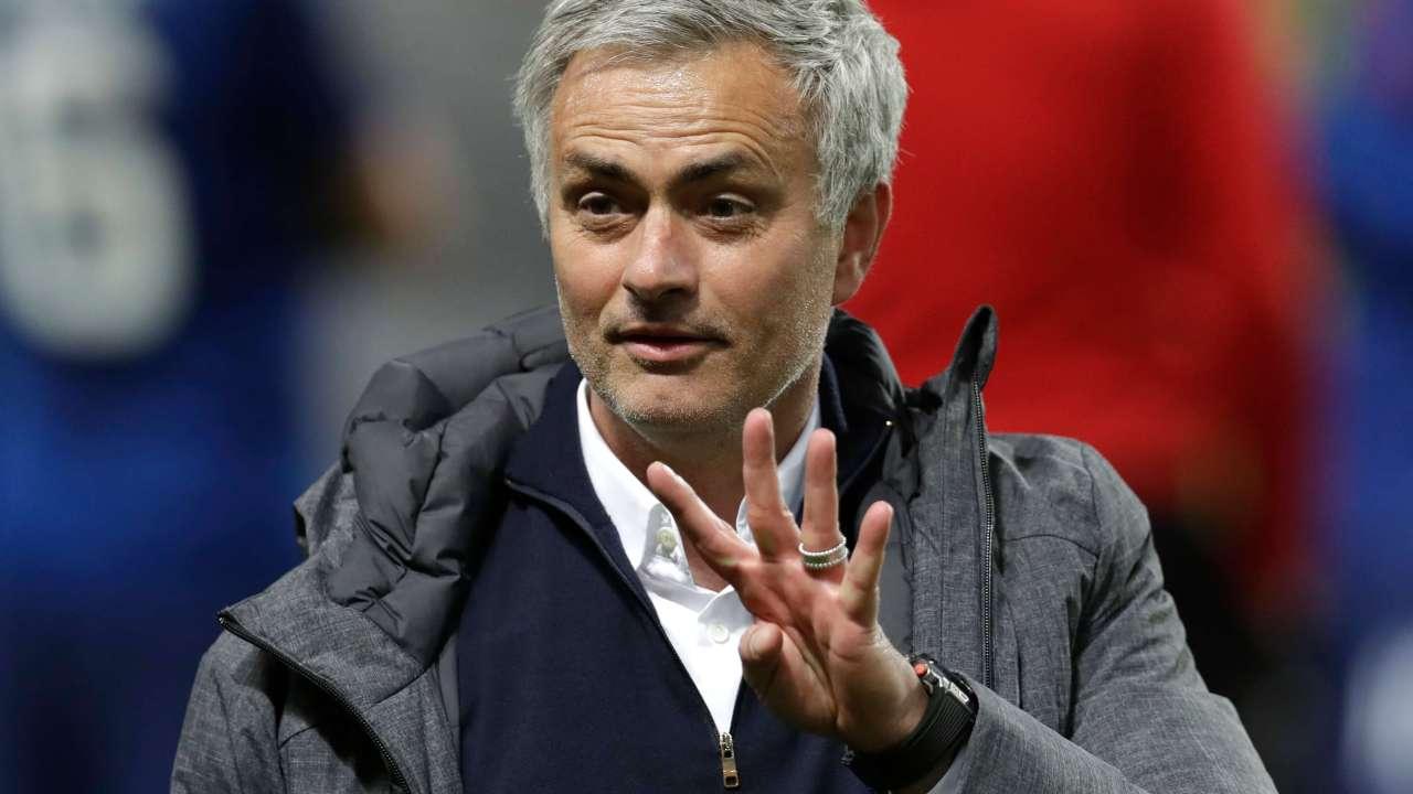 José Mourinho, exentrenador del Real Madrid