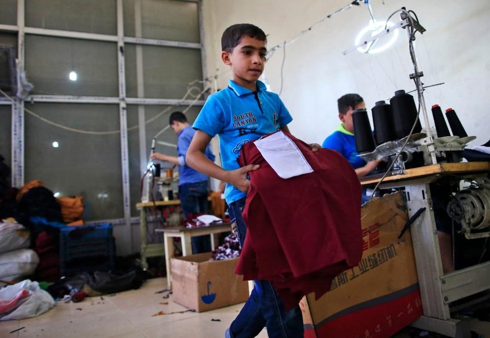 La ONU llama a evitar trabajo infantil