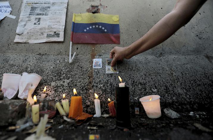 Las protestas en Venezuela han dejado más de 70 muertos