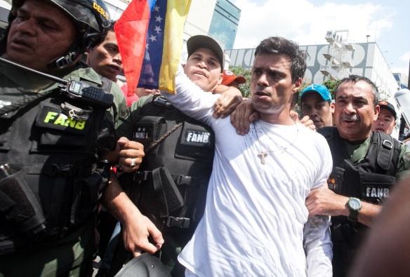 Venezuela, líder, opositor, Maduro, protestas, crisis,