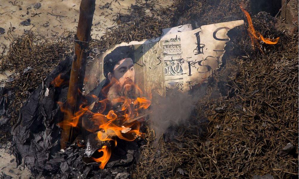 Milicia, Muerte, Líder, Estado Islámico, Información, Kurdosiria, Abu Bakr al Bagdadi