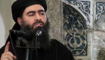 Líder Estado Islámico difunde mensaje de voz y confirma que sigue vivo