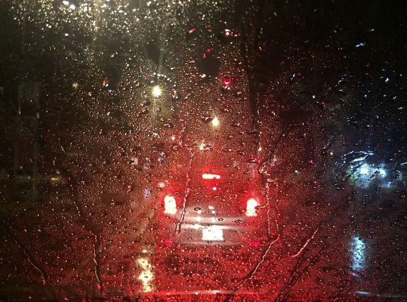 cdmx registra lluvia generalizada banco niebla mexico-toluca