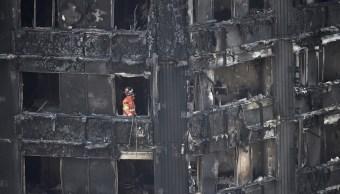 servicios de emergencia, incendio, bomberos, torre Grenfell