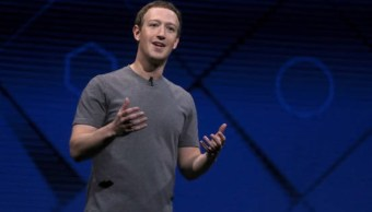 Mark Zuckerberg, el máximo responsable de Facebook (Getty Images)