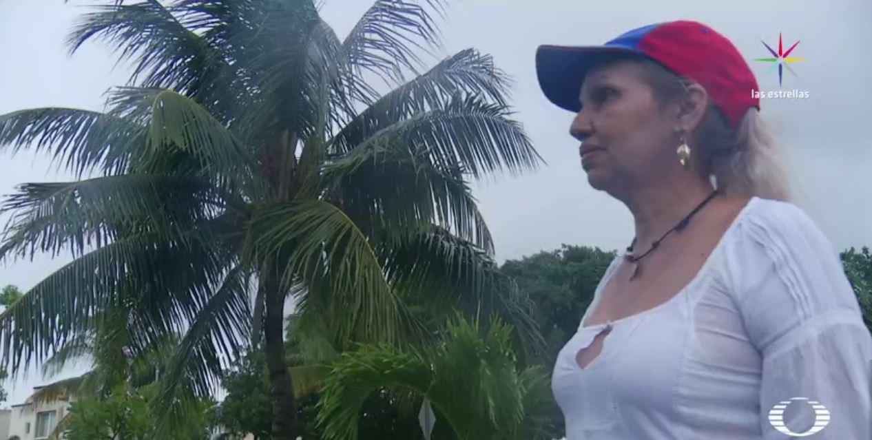 Más de 6 mil venezolanos huyen de su país y se refugian en Cancún