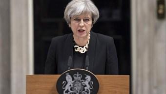 Policía británica, PARTIDO CONSERVADOR, THERESA MAY, ELECCIONES, REINO UNIDO , ATENTADO TERRORISTA