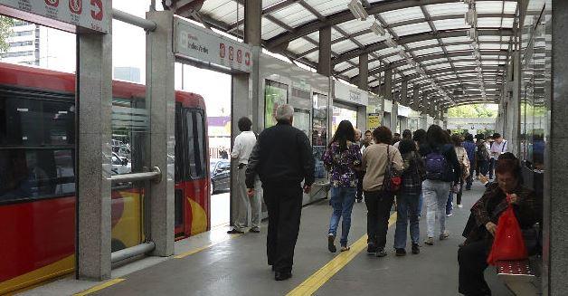 Cierran la estación Glorieta Insurgentes del Metrobús hasta el 23 de julio