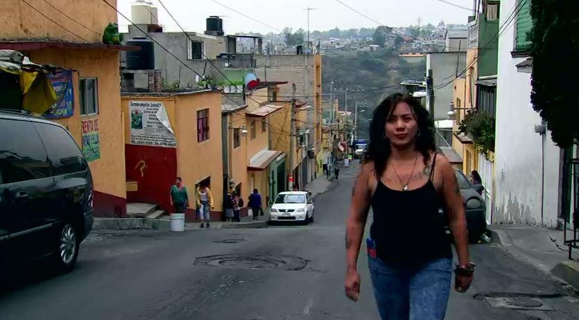 Mexicana deportada a México desde Chicago Estados Unidos