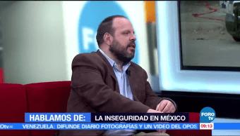 México, país más inseguro, después Siria, Alejandro Hope