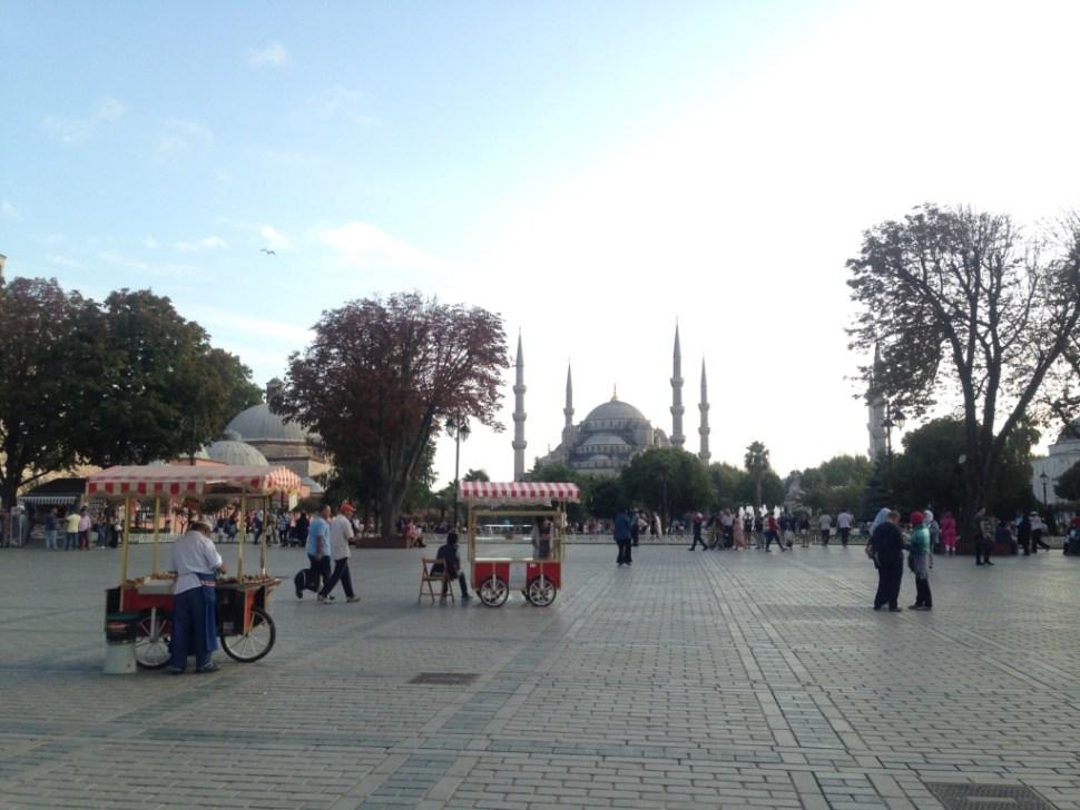 Museo de Santa Sofia en Estambul