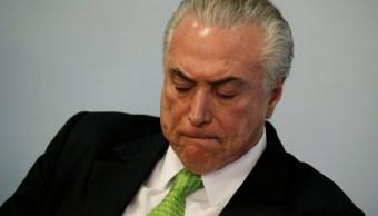Brasil, Temer, corrupción, sobornos, interrogatorio, política,